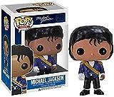 HJB Michael Jackson Pop Dancer Box Figura PVC 10cm
