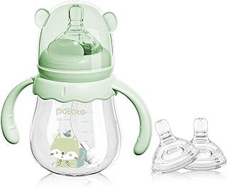 POTATO Bottles Feeding Anti Colic Silicone