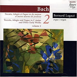 Bernard Lagace Toccata,Adagio U.Fuge 2 Other Solo Instrum.