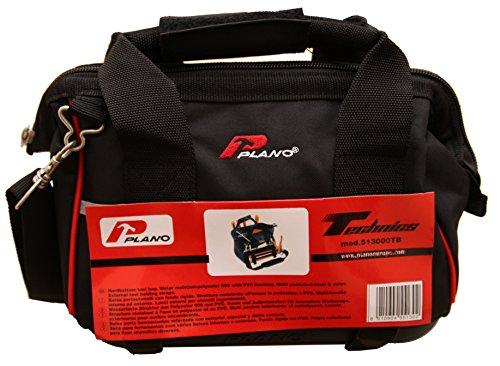 Plano PL513000 Werkzeugtasche mit festem Boden, 33 cm