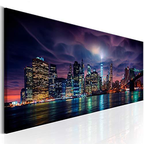 artgeist Glass Wall Art Acrylic Print Panorama 53.14' x 17.71' Image Picture Photo...