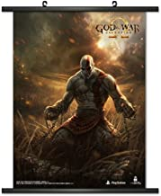 CWS-Media Group Officially Licensed God of War Ascension Game Wall Scroll Poster 32 x 38 Inches