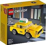LEGO Creator – Taxi giallo – Cab 40468