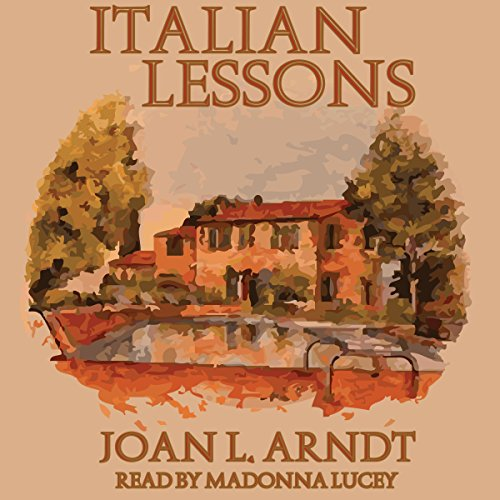 Italian Lessons audiobook cover art
