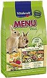 Vitakraft Menu Vital - Bolsa de frescor para Conejos Enanos, 2,5 kg