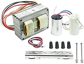 70W HPS Ballast ANSI S62 Includes Capacitor Ignitor and Bracket Kit Pre-Wired Plusrite 7250