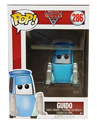 Figura Pop! Vinyl Guido Cars 3 Disney