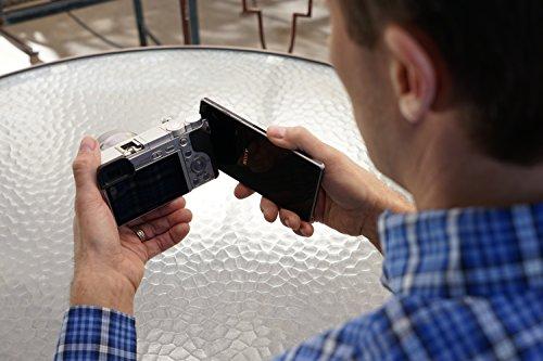Sony Alpha 6000 Systemkamera (24 Megapixel, 7,6 cm (3) LCD-Display, Exmor APS-C Sensor, Full-HD, High Speed Hybrid AF) silber