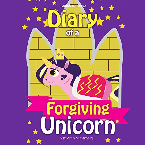Diary of a Forgiving Unicorn cover art