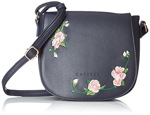 Caprese Elsy Women's Sling Bag (Medium Midnight)