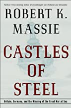 Best robert k massie castles of steel Reviews