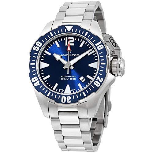 Hamilton Reloj de hombre automático correa y caja de acero H77705145