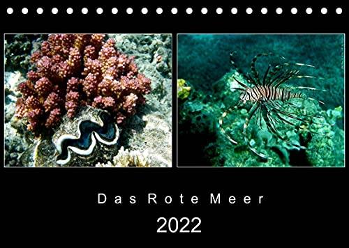 Das Rote Meer – 2022 (Tischkalender 2022 DIN A5 quer)