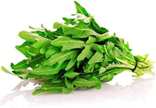 Lettuce Rocket Holland | Bitter Peppery Flavor | Sweet & Nutty | Slightly Strong & Spicy | Premium Quality | Cleaned & San...