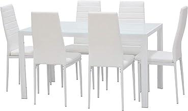 amazon sillas y mesa comedor
