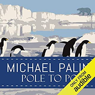 Pole to Pole audiobook cover art