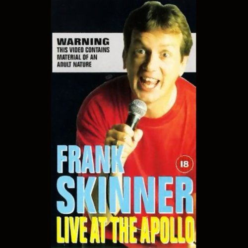 Frank Skinner Live at The Apollo audiobook cover art