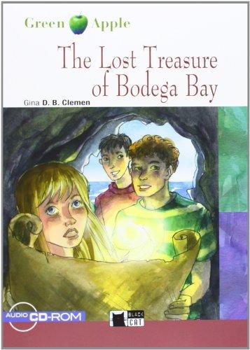 The Lost Treasure Of Bodega Bay+cd (Black Cat. Green Apple
