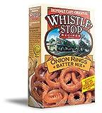 Original WhistleStop Cafe Recipes | Onion Ring Batter Mix | 9-oz | 1 Box