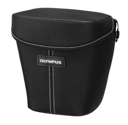 Olympus V600080BW000 Kameratasche CSCH-119 für SP‑100EE in schwarz