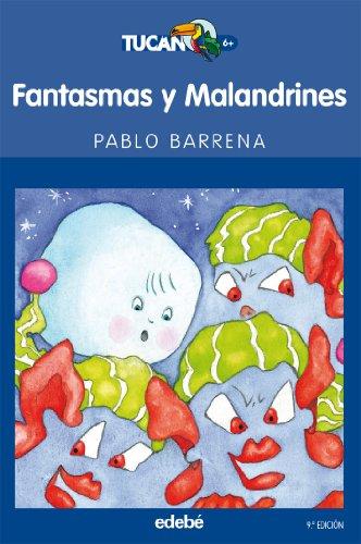 Fantasmas y Malandrines: 13 (TUCÁN AZUL)