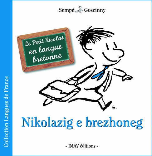 Le Petit Nicolas en Breton Langue de France