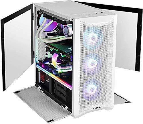 LAN2MRW LANCOOL II Mesh RGB Blanco LAN2MRW Vidrio Templado ATX Case - Color Blanco - LANCOOL II Mesh RGB Blanco… 8