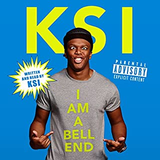 KSI: I Am a Bellend cover art