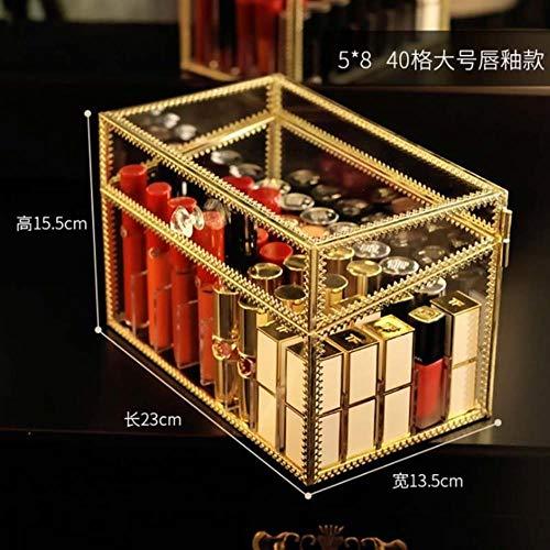 Pun Opbergdoos opbergdoos plastic container doos voor lippenstift huidverzorging nagellak display stand