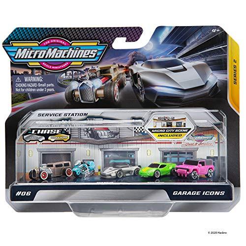 Micro Machines- Garage Icons World Pack, MMW0022