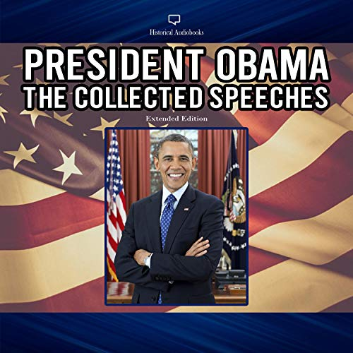 President Obama: The Collected Speeches (Extended Edition) cover art