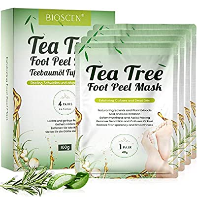Hornhaut Socken Paar Teebaumöl