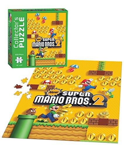 USAopoly - Puzzle New Super Mario Bros. 2 550 pz 46 x 61cm pzl0086