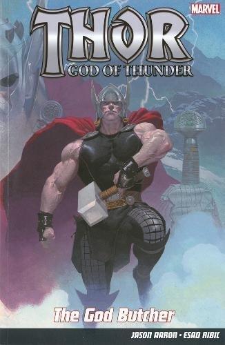 Thor: God of Thunder UK ED