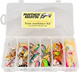 Panther Martin Trout Kit, 36 Piece
