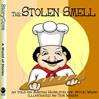 The Stolen Smell cover art