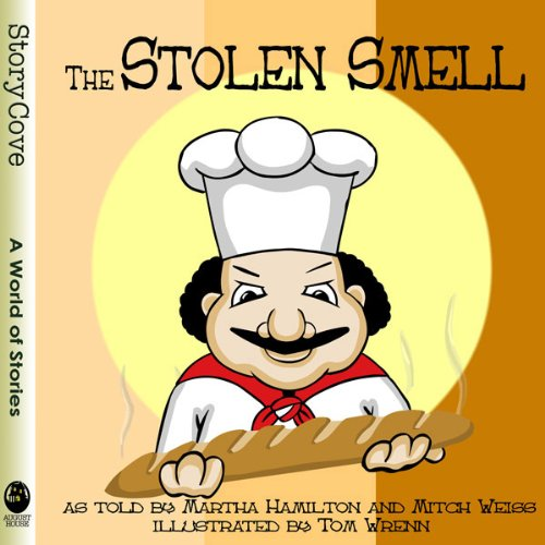 The Stolen Smell audiobook cover art