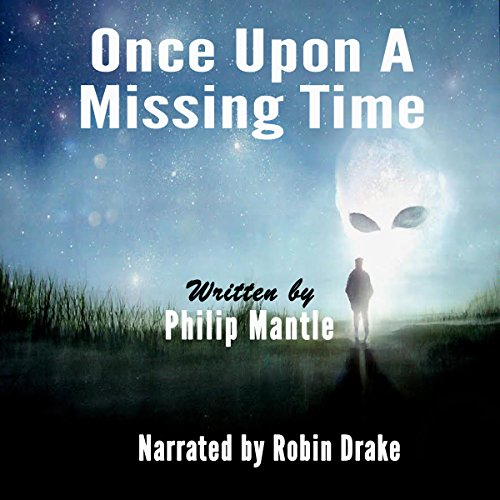 Once upon a Missing Time audiobook cover art