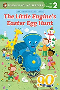 The Little Engine's Easter Egg Hunt (The Little Engine That Could)