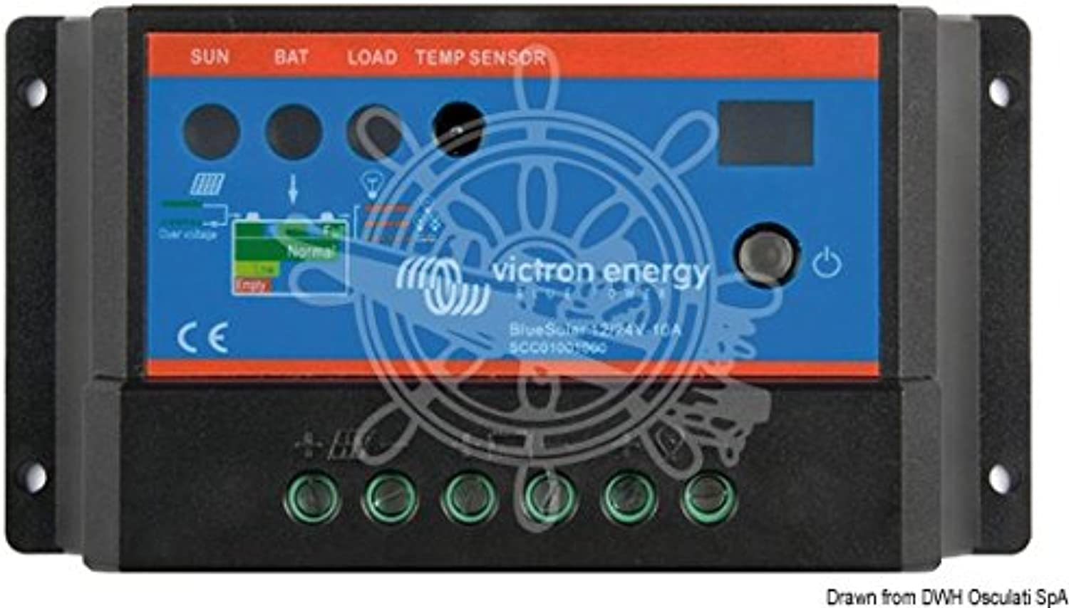 Victron Energy blueee 20 Charge Controller for Solar Panel 12 24V 20A 1 Battery