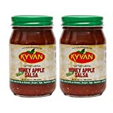 This slowly simmered, ALL NATURAL salsa featuring fresh tomatoes and peppers is a sure way to excite your taste buds. With a touch of honey combined with an array of spices, KYVAN salsa is a great compliment to any dish. Unlike typical salsas that we...