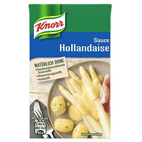 Knorr Sauce Hollandaise 250ml (1 x 250 ml)