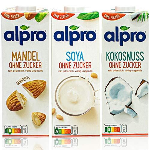 Alpro - 3er Probierset
