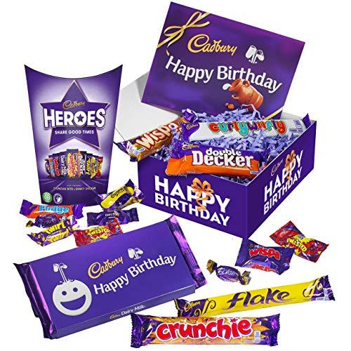 Cadbury Chocolate Birthday Gift