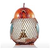 UNU_YAN La Simplicidad Moderna Polluelo Hucha decoración del hogar decoración de Metal Artesanía práctica Decorativa alcancía.
