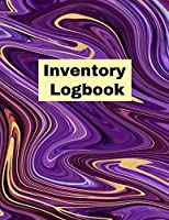 Inventory Log book: Record Book, Inventory Collection, Management Tracker, Online
