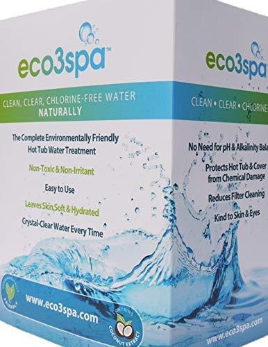 Photo of eco3spa Watercare Kit