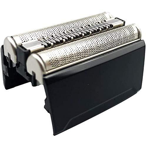 Yiyu Elektrorasierer Kopf Ersatzteile Für Rasierer Der Serie Braun 5, Kompatibel Mit Den Modellen 5020S 5030S 5040S 5050S 5070S 5090 Einfache Installation Und Entfernung x (Color : Black)