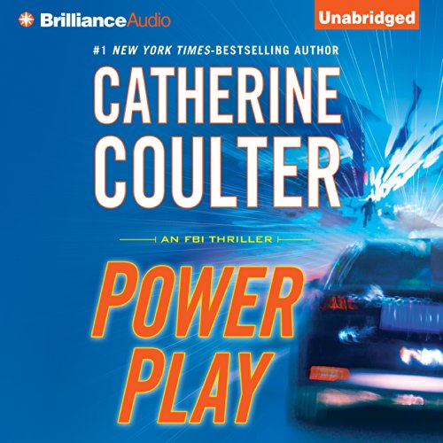 Power Play: An FBI Thriller, Book 18 audiobook cover art