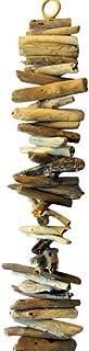 Westman Works Driftwood Garland Handmade Coastal Home Decor Beach House Decoration, 6 Feet Long